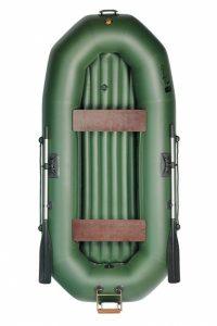 Лодка ПВХ Таймень N 270 НД ТР надувная гребная