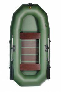 Лодка ПВХ Таймень N 270 РС надувная гребная