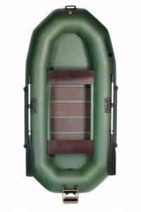 Лодка ПВХ Таймень N 270 РС ТР надувная гребная