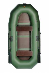 Лодка ПВХ Таймень N 270 С надувная гребная