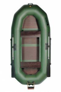 Лодка ПВХ Таймень N 270 С ТР надувная гребная