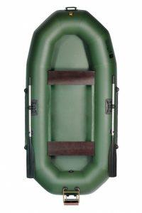 Лодка ПВХ Таймень N 270 ТР надувная гребная