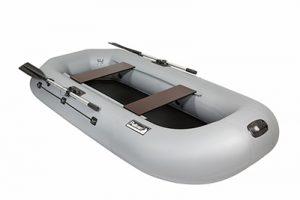 Лодка ПВХ Пеликан 270 надувная гребная