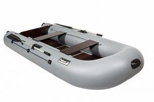 Лодка ПВХ Пеликан 295ТК надувная под мотор
