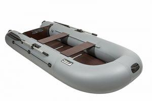 Лодка ПВХ Пеликан 299Т надувная под мотор