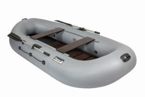 Лодка ПВХ Пеликан 300Р надувная гребная