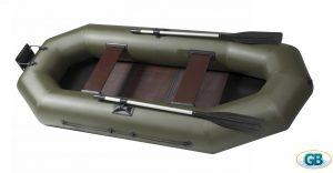 Лодка ПВХ Лоцман С-300-М надувная гребная