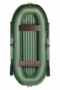 Лодка ПВХ Таймень V 290 НД надувная гребная