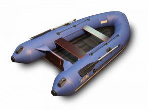 Лодка ПВХ Евра 3500 НД серия N под мотор надувная двухместная