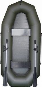 Лодка ПВХ Лоцман С-280-М надувная гребная