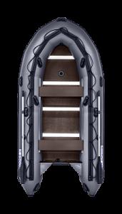 Лодка ПВХ Апачи 3500 СК надувная под мотор