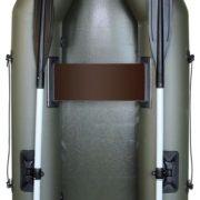Лодка ПВХ Лоцман С-200 ВУ надувная гребная