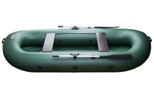 Лодка ПВХ Инзер 2(310)Т надувная гребная