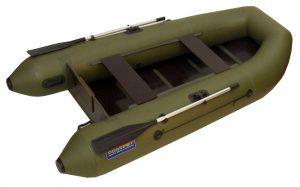 Лодка ПВХ Камыш 2800 К3  под мотор надувная двухместная