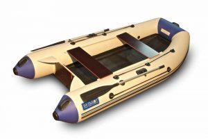 Лодка ПВХ Камыш 3000 НД серия N под мотор надувная двухместная