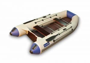 Лодка ПВХ Камыш 3200  серия N под мотор надувная двухместная
