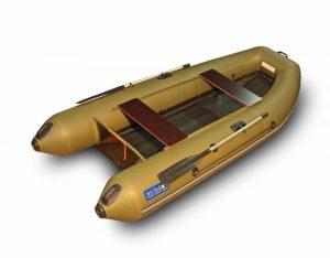 Лодка ПВХ Камыш 3200 НД серия F под мотор надувная двухместная