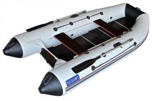 Лодка ПВХ Камыш 3200 XL серия N под мотор надувная двухместная