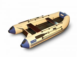 Лодка ПВХ Камыш 3200 XL НД серия N под мотор надувная двухместная