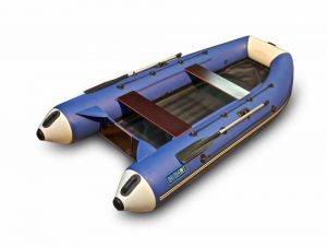 Лодка ПВХ Камыш 3400 НД серия N под мотор надувная двухместная