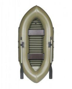 Лодка ПВХ Лоцман Т-280 НД надувная гребная
