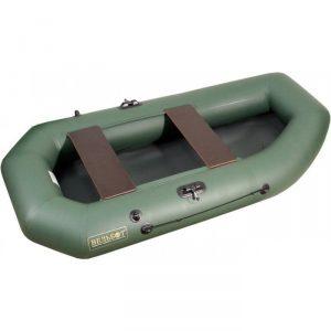 Лодка ПВХ Камыш 2500 (250 см) гребная надувная двухместная