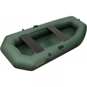 Лодка ПВХ Камыш 2700 (270 см) гребная надувная двухместная