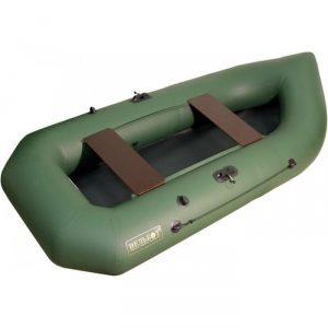 Лодка ПВХ Удача 2900 LВ (290 см) гребная надувная двухместная