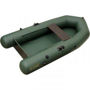 Лодка ПВХ ВУД 1,5DТ (230 см) (вклеенный транец) гребная надувная полутораместная