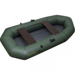 Лодка ПВХ ВУД 2 (265 см) гребная надувная двухместная