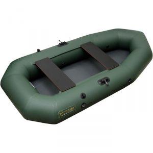 Лодка ПВХ ВУД 2+ (270 см) гребная надувная двухместная