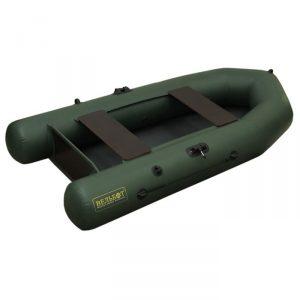 Лодка ПВХ ВУД 2АТ (250 см) (вклеенный транец) гребная надувная двухместная