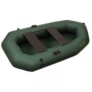 Лодка ПВХ ВУД 2Е (230 см) гребная надувная двухместная