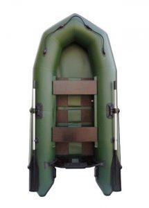 Лодка ПВХ Муссон 2600 РС надувная под мотор