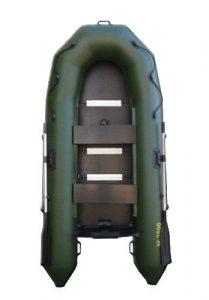 Лодка ПВХ Муссон 2800 СК надувная под мотор