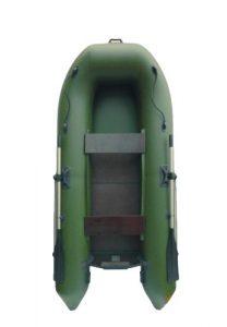 Лодка ПВХ Муссон 2900 РС надувная под мотор