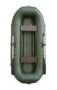 Лодка ПВХ Муссон В 290 НД надувная гребная