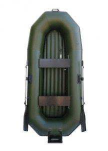 Лодка ПВХ Муссон Н 270 НД ТР надувная гребная