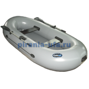 Лодка ПВХ Пиранья 3Д надувная гребная