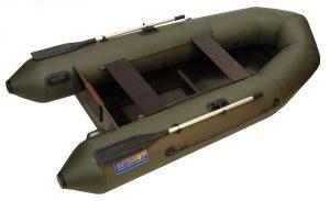 Лодка ПВХ ВУД 2 МК3 под мотор надувная двухместная