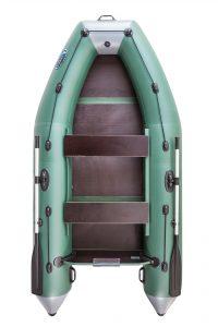 Лодка ПВХ STEFA – 2900 М Gold под мотор надувная