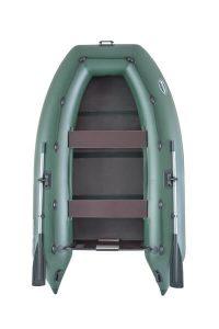 Лодка ПВХ Пиранья 300 Q5 SLХ надувная под мотор
