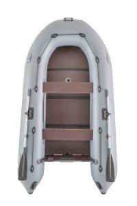 Лодка ПВХ Пиранья 340 Q5 SL килевая надувная под мотор