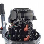 Фото мотора Микатсу (Mikatsu) M9,9FHS (9,9 л.с., 2 такта)