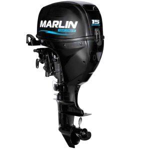 Фото мотора Марлин (Marlin) MF 15 AMHS (15 л.с., 4 такта)