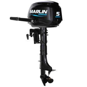 Фото мотора Марлин (Marlin) MF 5 AMHS (5 л.с., 4 такта)