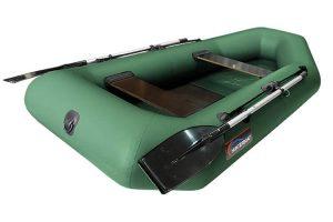 Лодка ПВХ Хантер 250 М надувная гребная