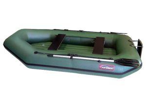 Лодка ПВХ Хантер 280 ЛТН надувная гребная