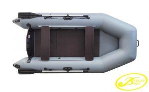 Лодка ПВХ Бриз (Breeze) 290 надувная под мотор