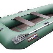 Фото лодки Хантер 280 Т